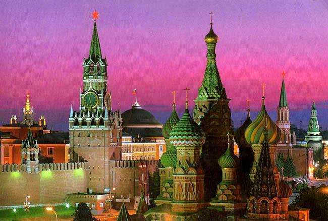 Открытки - День города Москвы