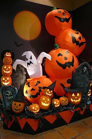 Хэллоуин (31 октября)