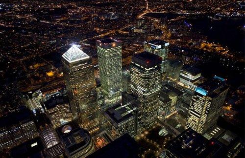 Ночной Лондон