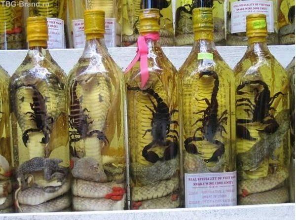 Адские напитки