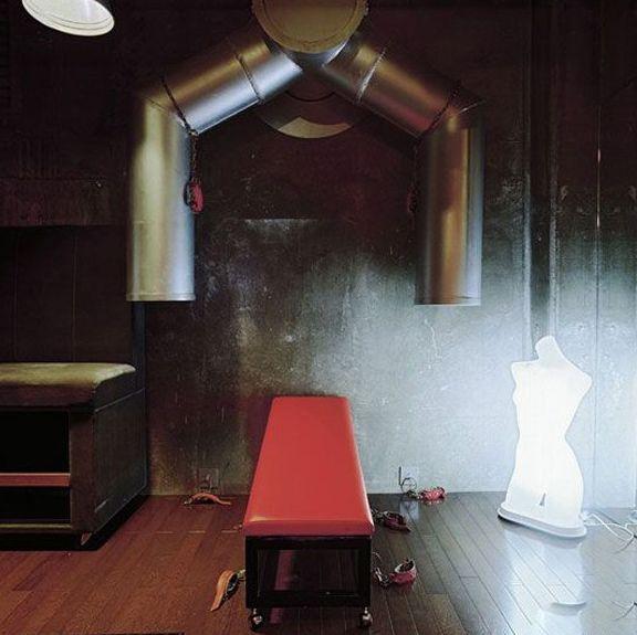 Комнаты Японских жриц любви