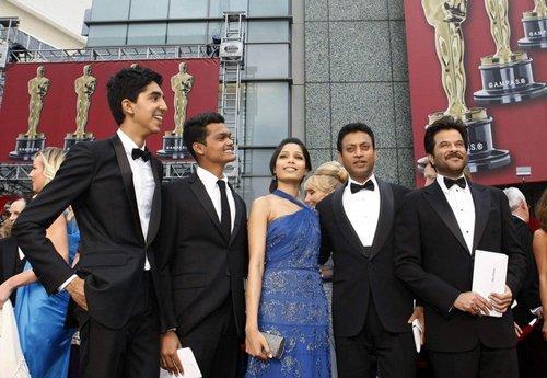 Оскар 2008 Команда