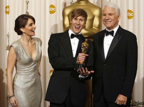 Оскар 2008 Приз за лучший оригинальный сценарий достался Дастину Лэнс Блэку за его сценарий к