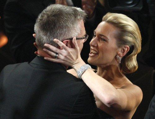 Оскар 2008 Кейт Уинслет и Стивен Долдри, режиссер фильма