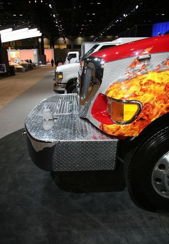 Ford для спецслужб и пожарных