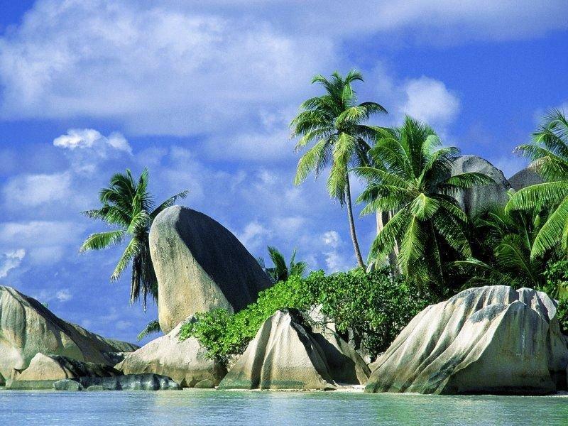 Райские уголки мира