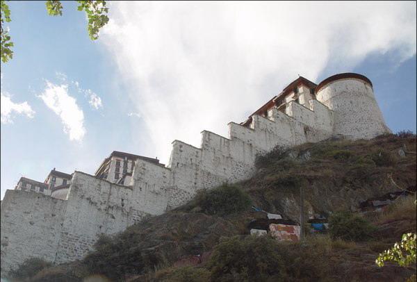 Дворец Потала (Potala) Схождение