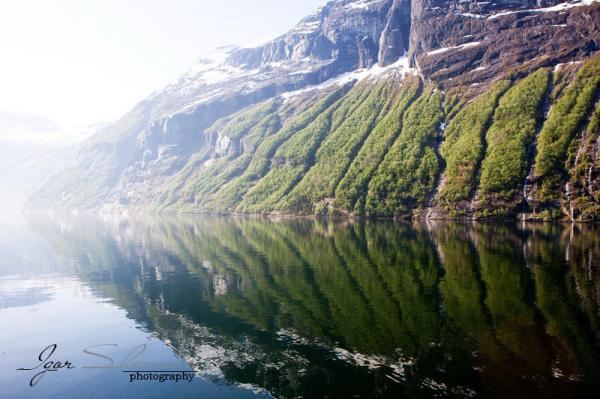 Прекрасная Норвегия