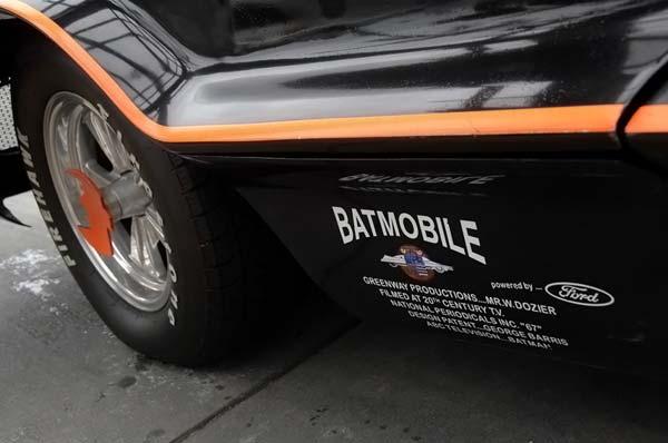 Оригинальный Бэтмобиль
