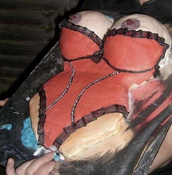 Тортики для настоящих мужчин