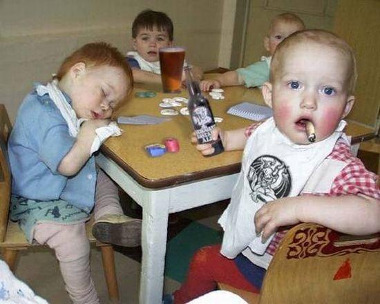 Дети хулиганят