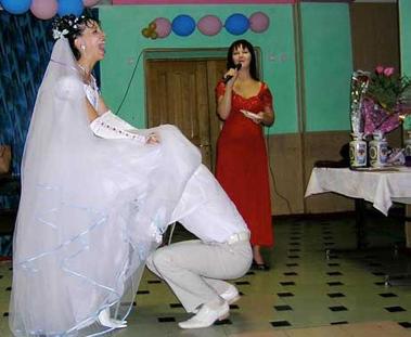 Свадьба пела и плясала
