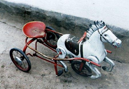 Игрушки из советского детства
