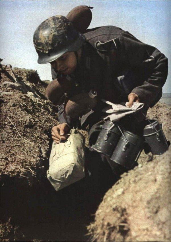 Вторая мировая война в фотографиях. Клик - следующее фото.