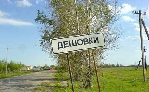 Дорожные указатели