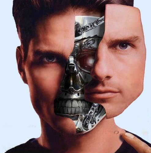 Знаменитости - роботы