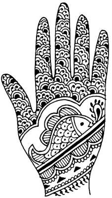 Татуировки: техника и узоры