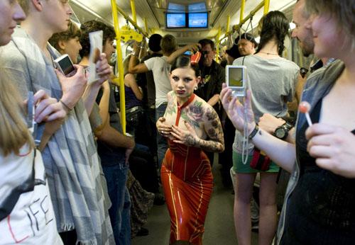 Модный underground