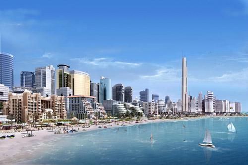 Самые дорогие города мира 20 место - Дубай, ОАЭ (52 в рейтинге 2008 года)