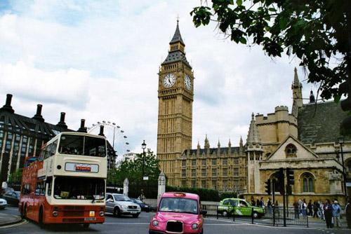 Самые дорогие города мира 16 место Лондон, Великобритания (3)