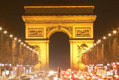 Самые дорогие города мира 13 место Париж, Франция (12)