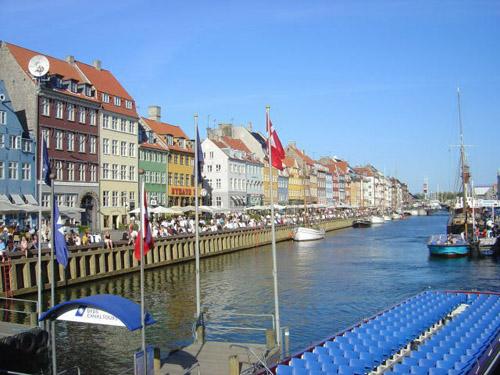 Самые дорогие города мира 7 место Копенгаген, Дания (7)