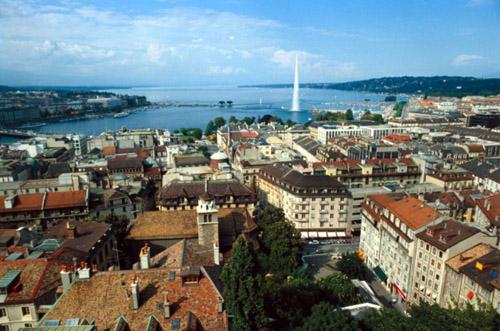 Самые дорогие города мира 4 место Женева, Швейцария (8)
