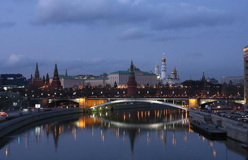 Самые дорогие города мира 3 место Москва, Россия (1)