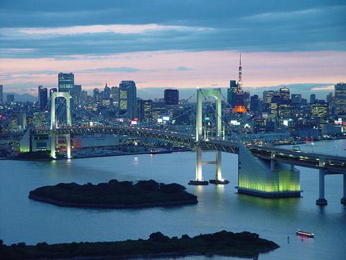 Самые дорогие города мира 1 место Токио, Япония (2)