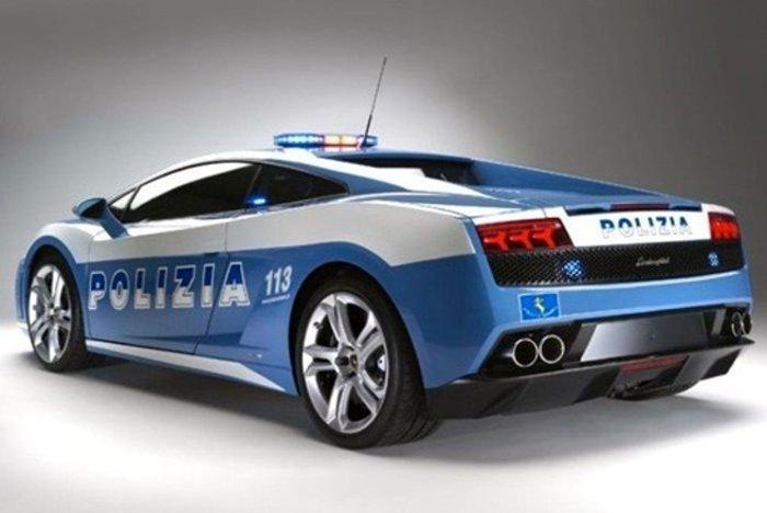 Гордость миланской полиции