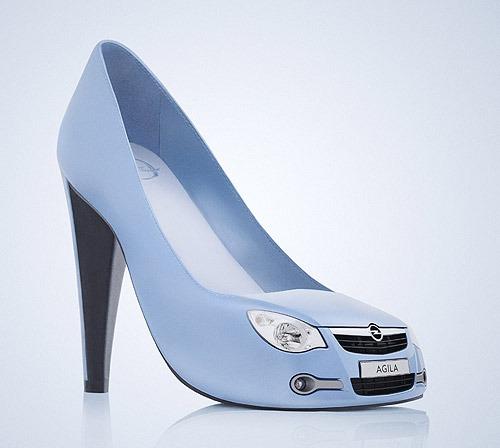 Самые смешные туфли мира