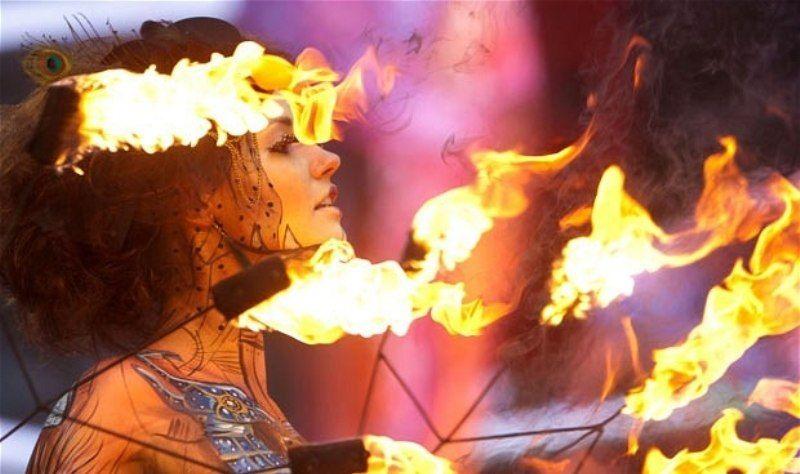 Всемирный фестиваль боди-арта 2011