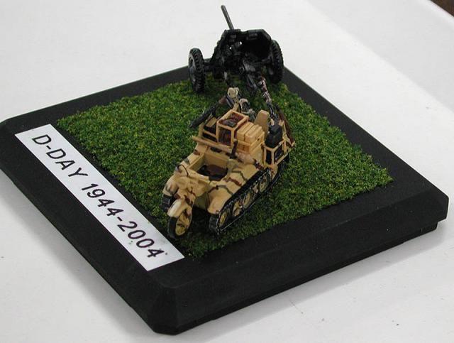 Техника Второй Мировой в миниатюре