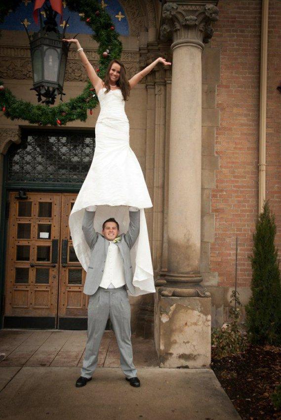 Ах эта свадьба...
