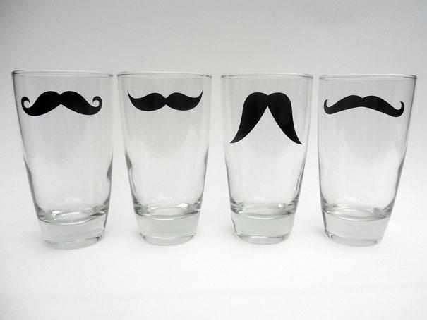 Креативный дизайн стаканов