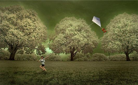 Сказочные фотографии, как добиться такого эффекта?