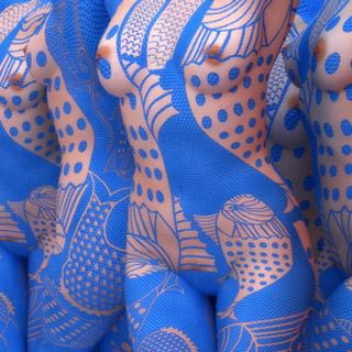 Рисунки из тел Кима Джуна (Kim Joon)