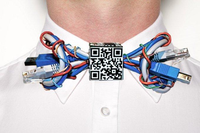 Коллекция галстуков-бабочек для MoMA