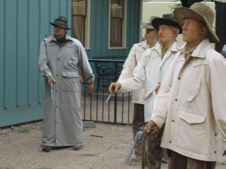 Тумстоун – легенда Дикого Запада Банда ковбоев в О.К. Коррале