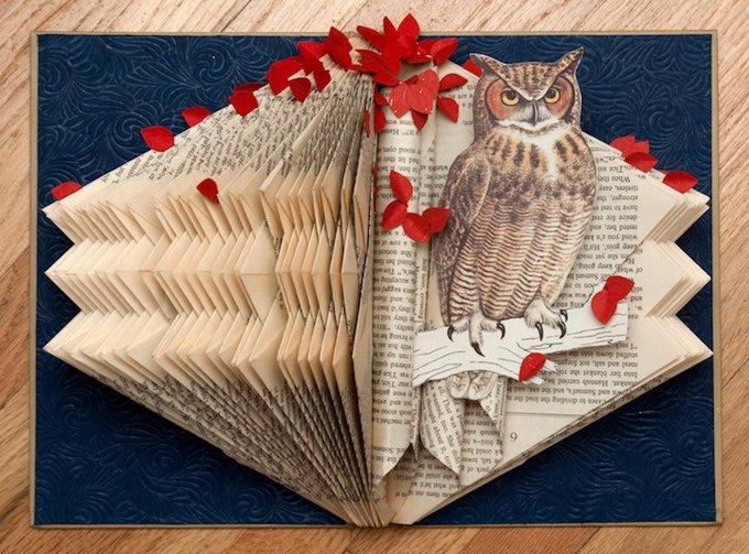 Произведения искусств из книг