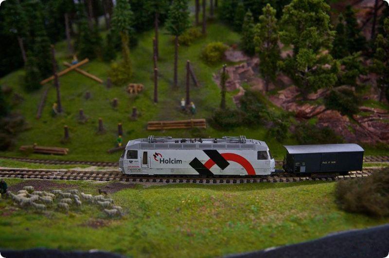Miniatur Wunderland — игрушечная железная дорога за 16 млн. долларов