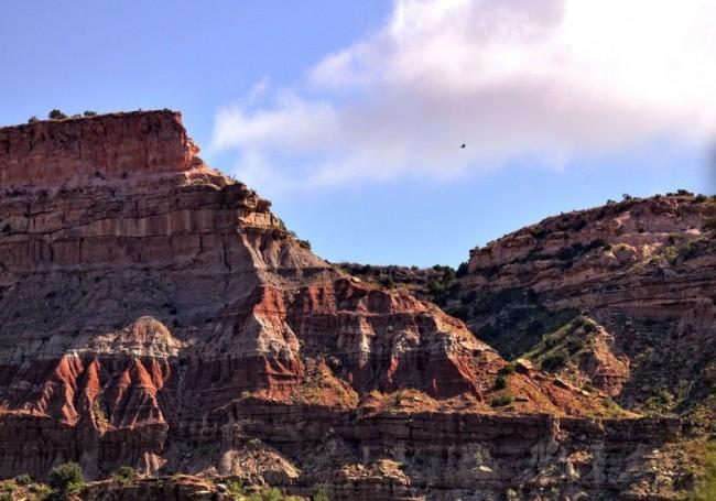 Красивейшие каньоны мира Каньон Пало Дуро, Техас, США