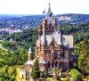 Фотоподборка: Необычный сказочный дворец в Германии