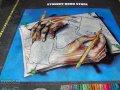 Объемные рисунки на асфальте (Street Painting - 3D)
