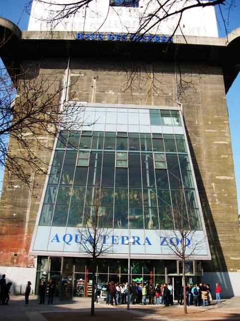 Музеи и достопримечательности Вены Дом моря