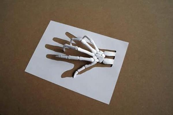 Удивительные поделки из бумаги