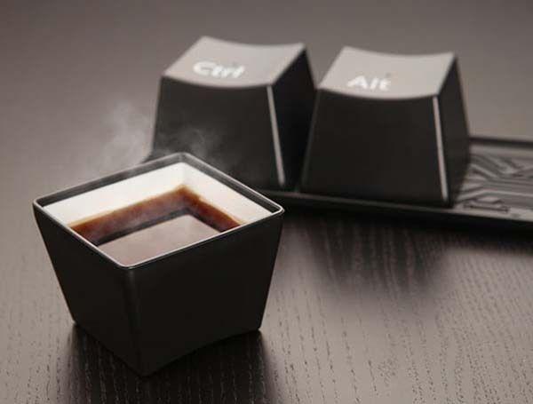 Креативные вещички Чашки сисадмина
