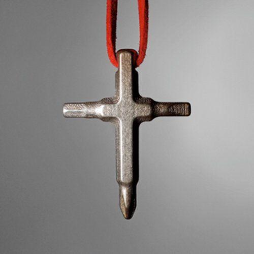 Креативные вещички Крест сисадмина