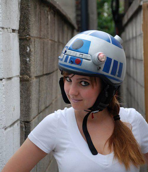 Креативные вещички Шлем для фаната