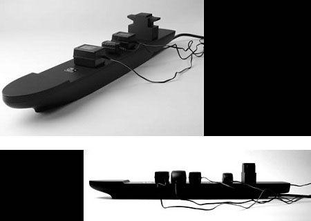 Креативные вещички Электроудлинитель